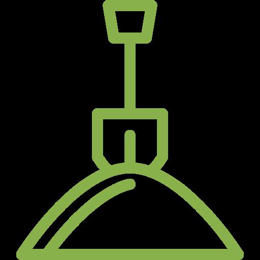 ikon zobrazujúca zemné práce