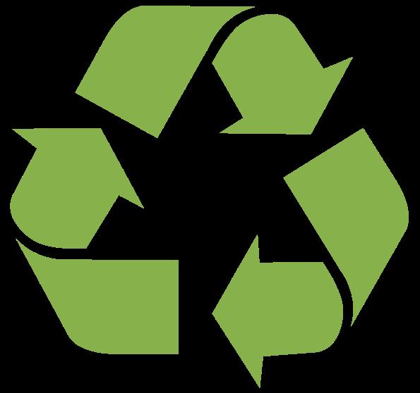 ikona znaku recyklácie