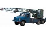 Autožeriav T148 určený pre zemné a výkopové práce