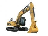 Caterpillar CAT 324 DLN stroj určený pre zemné a výkopové práce