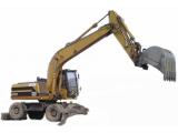 Caterpillar CAT M318 stroj určený pre zemné a výkopové práce