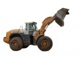 Liebherr 564 stroj určený pre zemné a výkopové práce