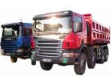 Scania vozidlo určené pre nákladnú autodopravu