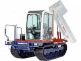 Takeuchi TCR 50 stroj určený pre zemné a výkopové práce