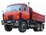 Tatra T815 Scania vozidlo určené pre nákladnú autodopravu