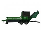 Stroj pre recykláciu materiálov Willibald